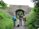 Walking the old railway line