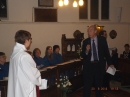 Churches Together in FBNS Welcomes Rev'd Lynn