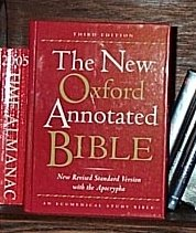 OUP annotated bible