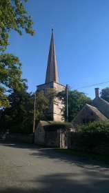 Photo of All Saint's Church Kemble