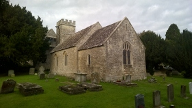 Phot of St. Michael and All angel's Church Poole Keynes