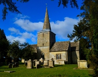 Photo of St. Peter's Church Rodmarton