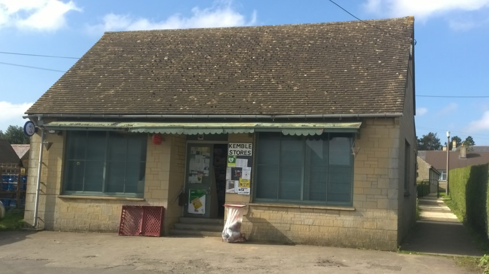Photo of Kemble Post Office and Stores
