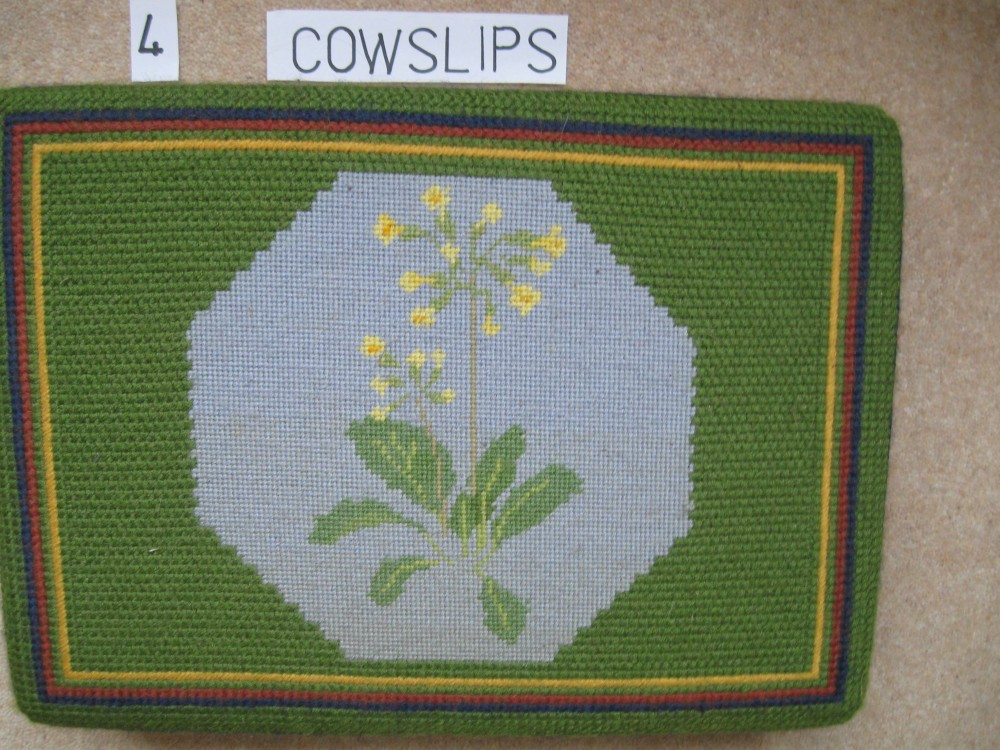 Kneeler 4 Cowslips