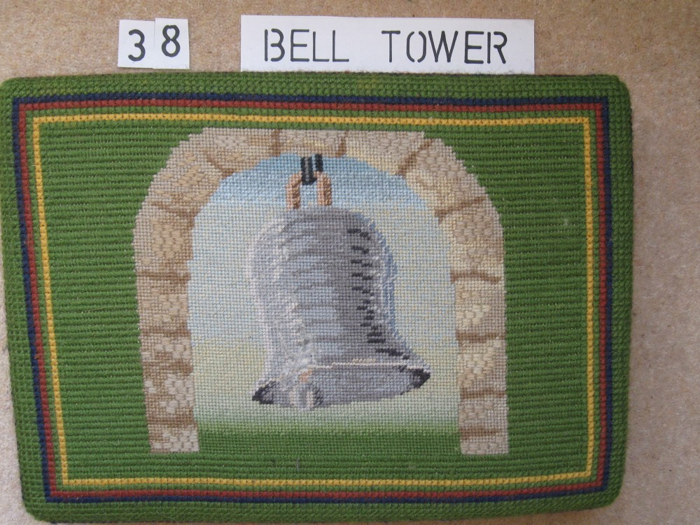 Kneeler 38 Bell Tower
