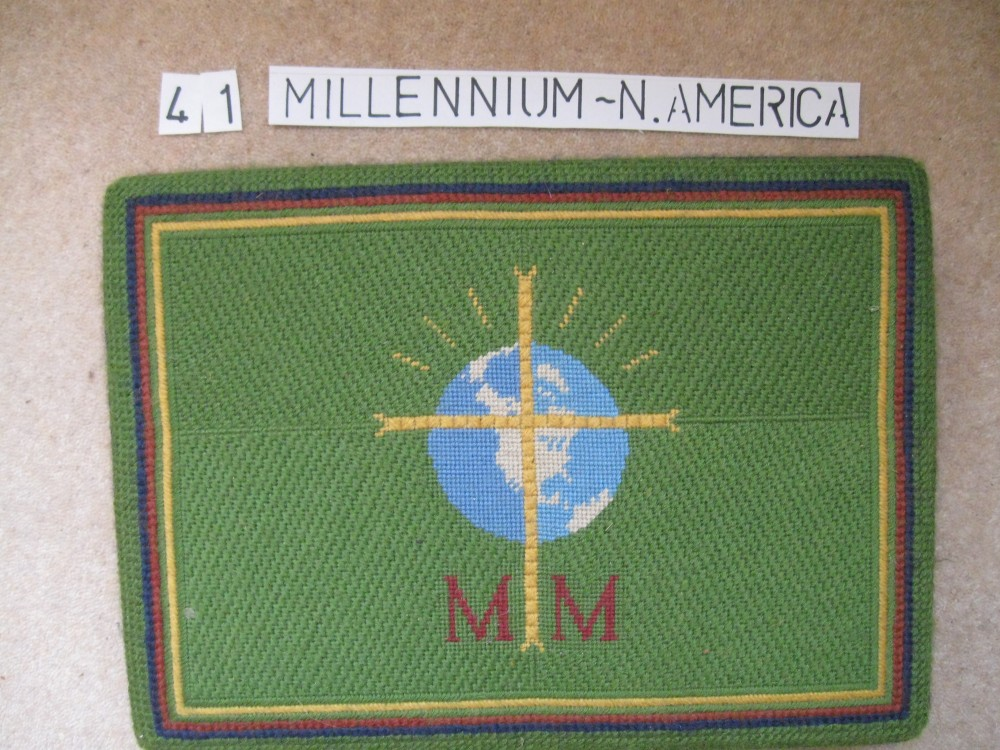 Kneeler 41 Millenium North America