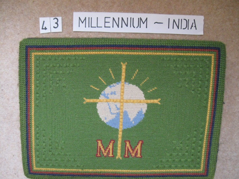 Kneeler 43 Millenium India