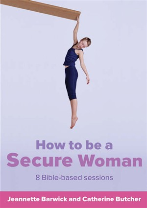 How to be a secure woman book cover