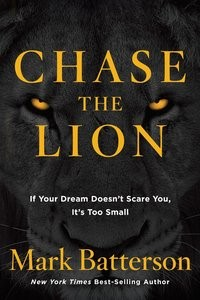 Cover for Chase the Lion