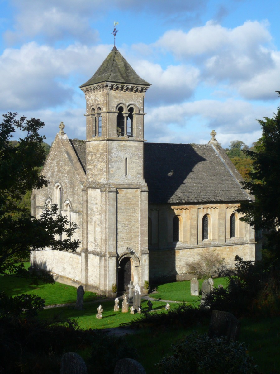 Photo of St. Luke's Church Frampton Mansell