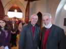 Archbishop Justin and Rev. Brian Davies