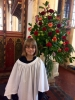 Youngest Chorister