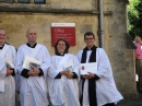 Ordination of Deacons - 1 July 2017