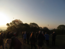 Easter sunrise service on the Edge