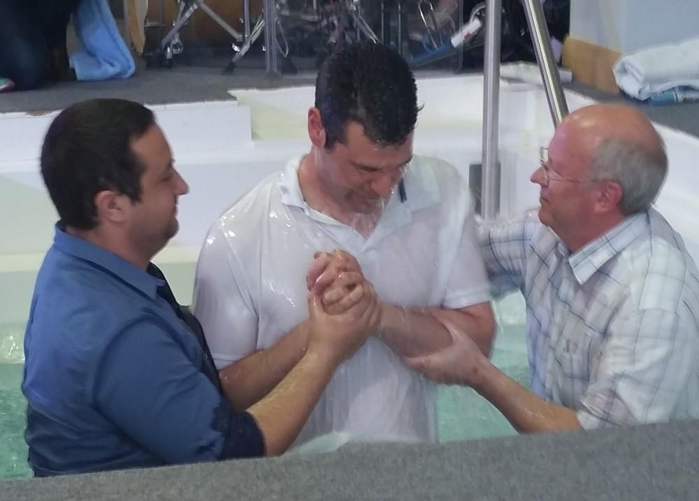 Baptism - May 2016