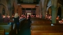 Christingle lights