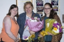 Our Guest Judges with thanks from Lisa (Organiser of the Community Day) With Flowers