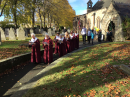 Procession for Act of Remembrance