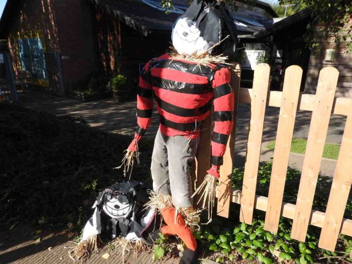 Dennis the Menace stays in