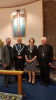 Welcome Service on 30th August with Mayor and Mayoress of Chelmsford