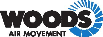 Woods Air Movement logo