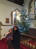 'Guess the height of the tree' winners