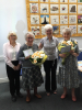 Long service celebrations Sheila has done 50 years and Kathleen 40