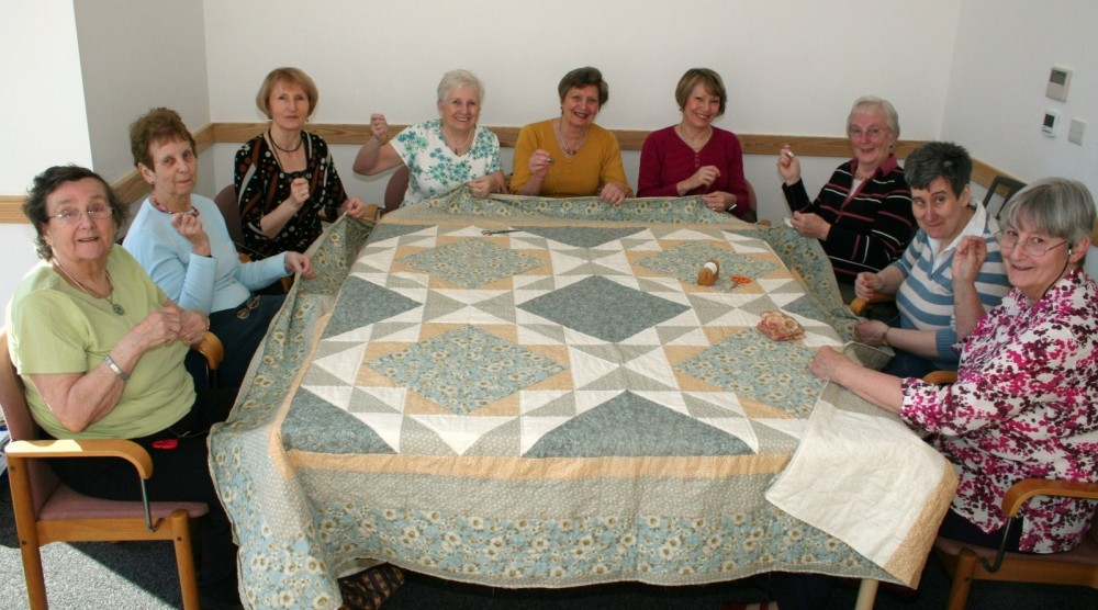 Church Quilting Group