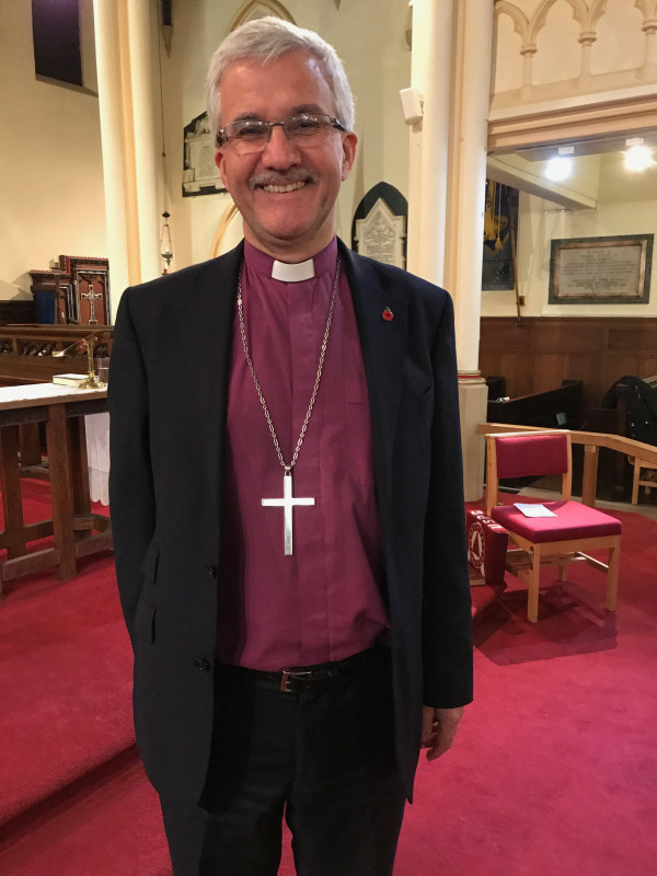Bishop Jonathan Gibbs