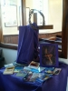 Holy Week Table in the Welcome Area
