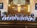 Click here to view the 'Wesley Singers 10th June' album