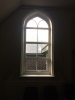 Choir vestry window - replaced December 2017