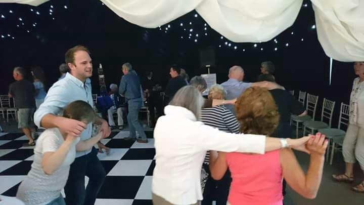 Ceilidh- August 2017