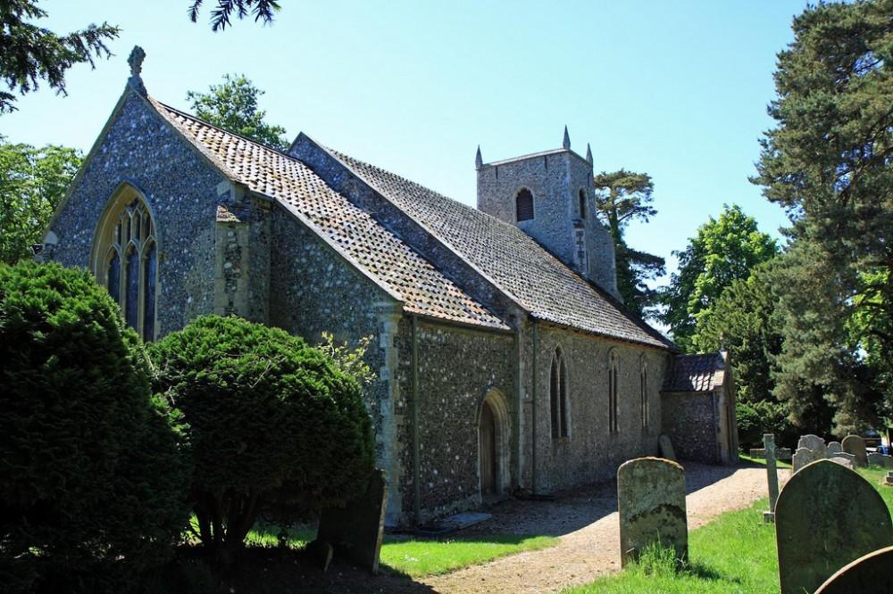 St Margaret's Church Felthorpe