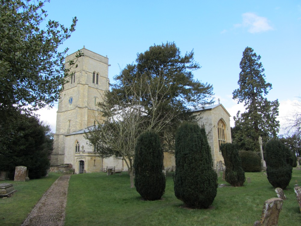 Wicken Church