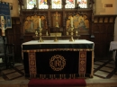 Altar at St John the Evangelist