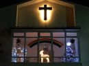 Christmas Picture of Church