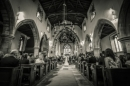 Wedding at St Andrew's, Yardley Hastings
