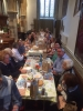 Harvest Tea at St Mary's, Grendon