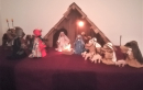 A nativity scene from Germany