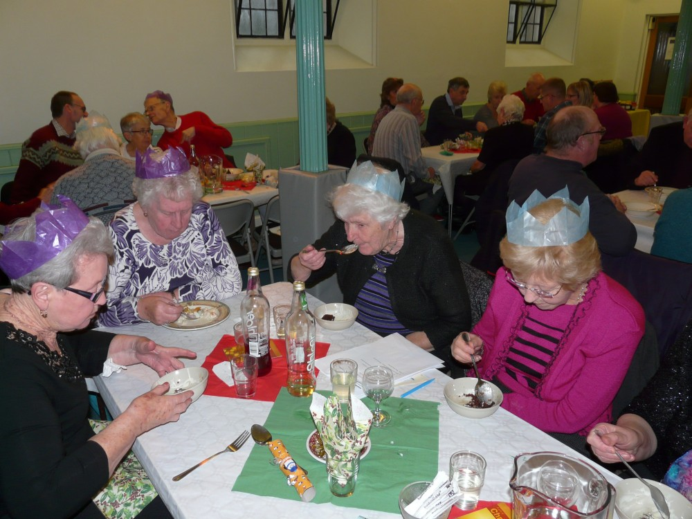 Christmas Lunch December 2015