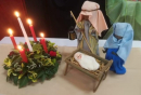 Advent Christ Candle