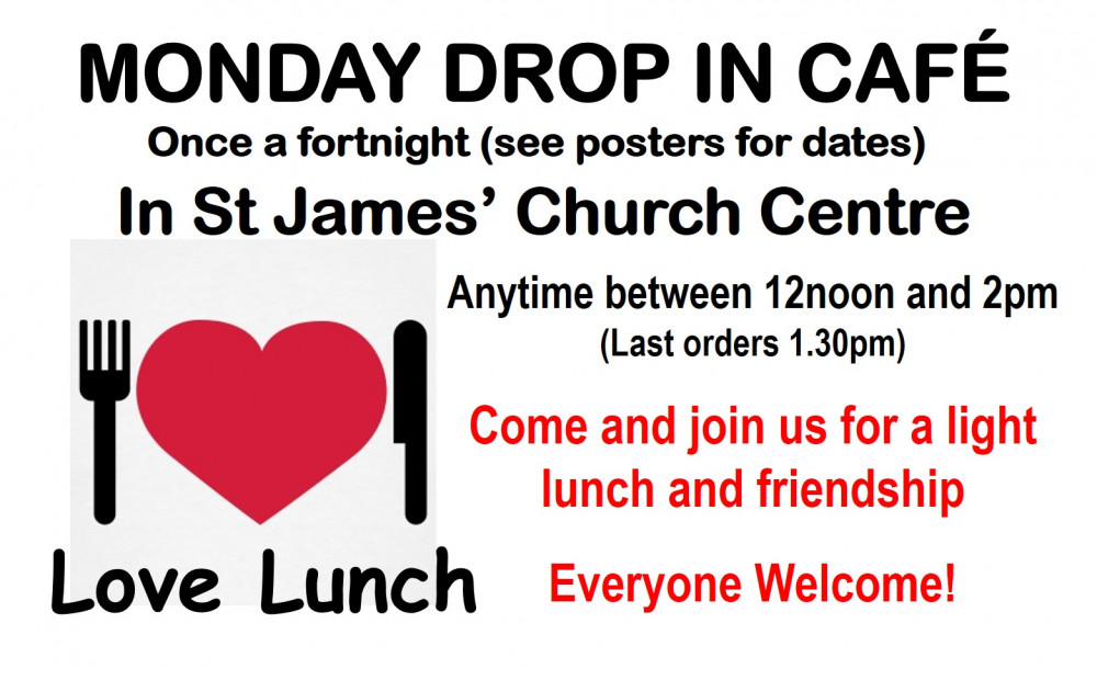 St James | Love Lunch