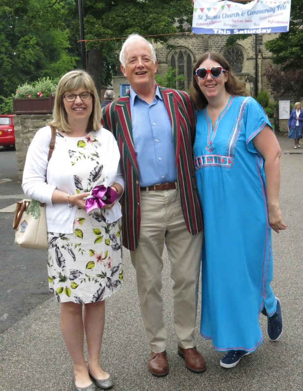 Sarah Sharp, Robert Haskins & Jean Heaton