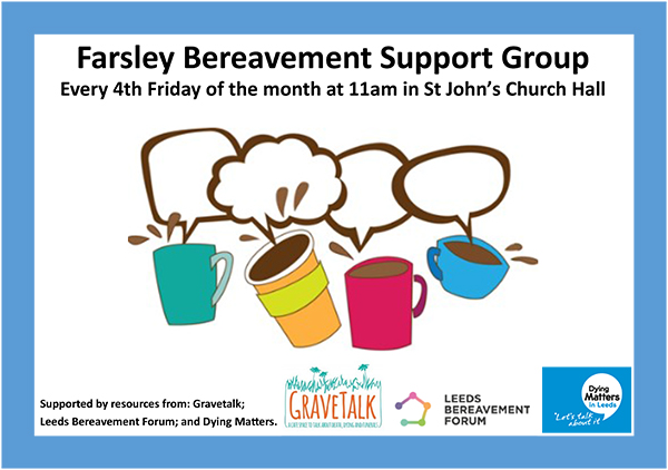 Bereavement Group poster