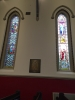 Restored windows and painting