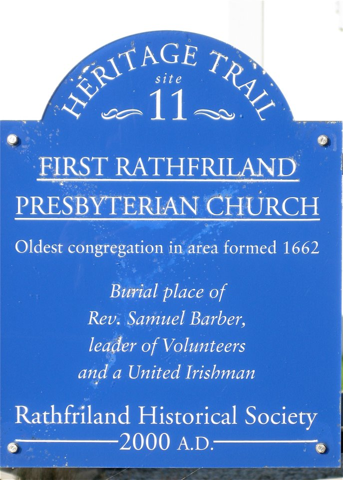 First Rathfriland Presbyterian Church Media