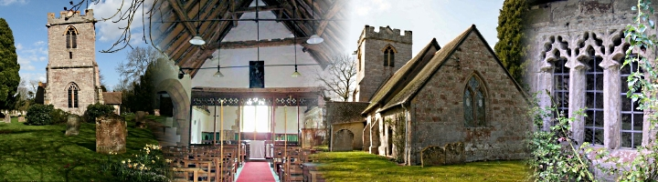 Images of St Peter's, Abbots Morton