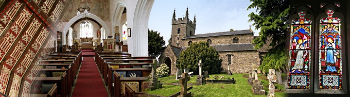 Images of All Saints' church, Church Lench