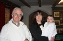 Click here to view the 'Baptism of Chloe Hayes at Clodock Church' album